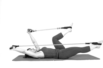 Decrease Low Back Pain with Resistance Bands