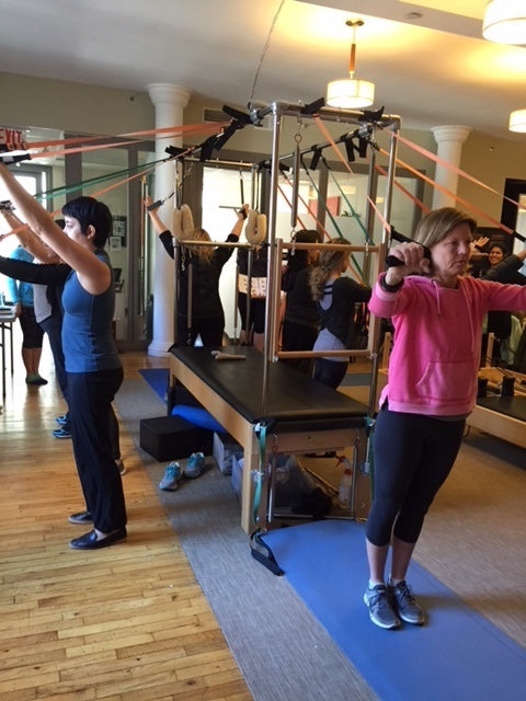 Pilates Seminar for the Pelvic Floor and other Women's Health Issues