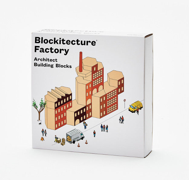 Blockitecture - Factory