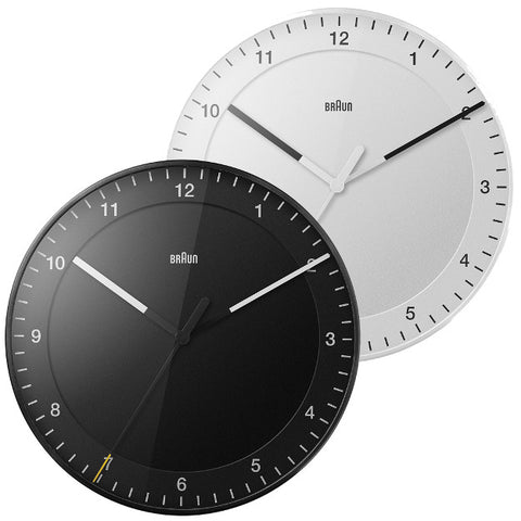 Braun Wall Clock - Large