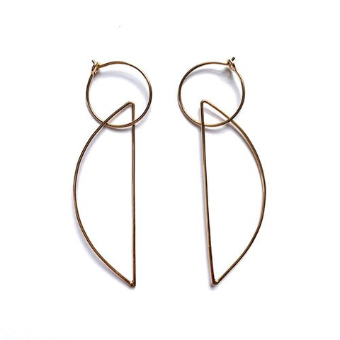 Bauhaus I Earrings