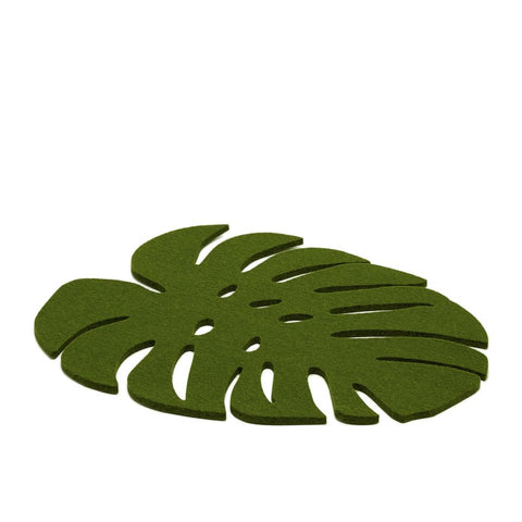 Monstera Trivet - Large