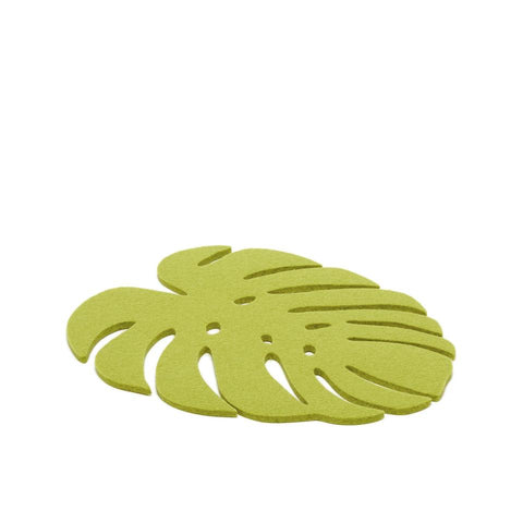 Monstera Trivet - Medium