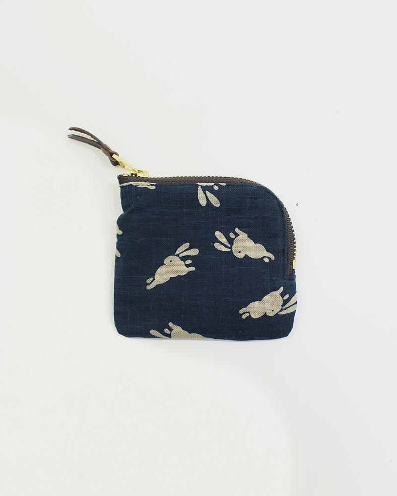 Zipper Wallet - Usagi
