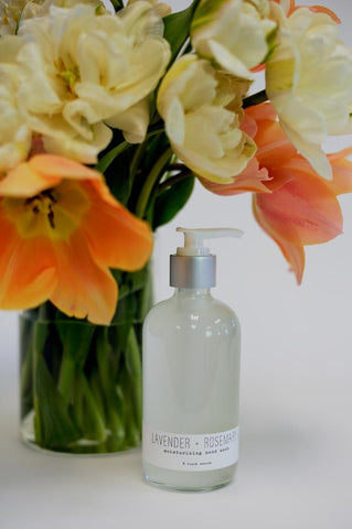 Citrusy Handwash - Lavender + Rosemary