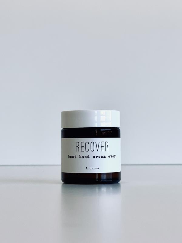 Recover - Best Hand Cream Ever