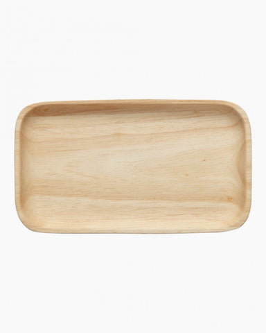 Oiva Wooden Plate