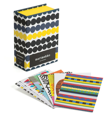Marimekko Postcards - Box of 100
