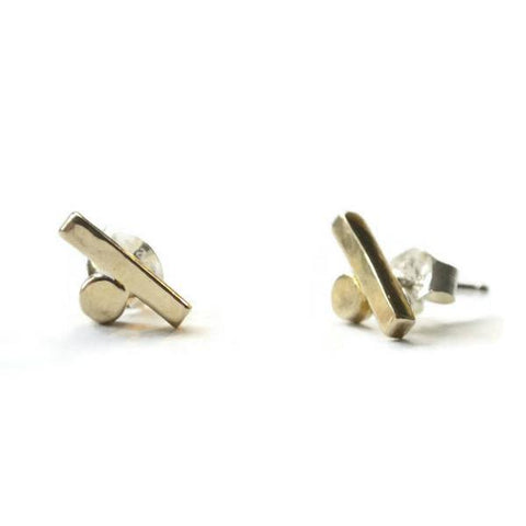 Drift Stud Earrings