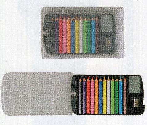 Mini Colored Pencil Set