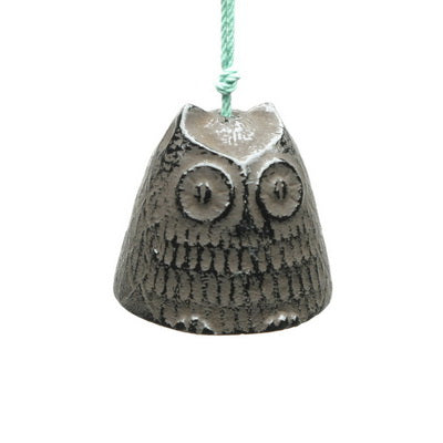 Furin Wind Chime - Brown Owl