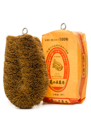 Kamenoco Tawashi Cleaning Brush