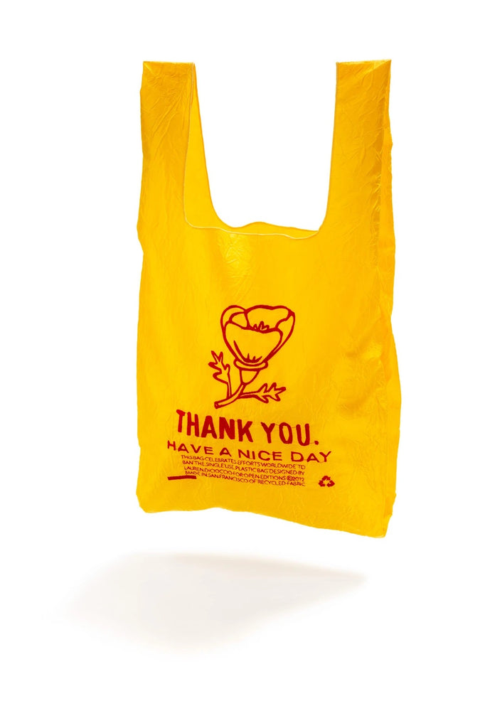 Thank You Tote - Flower