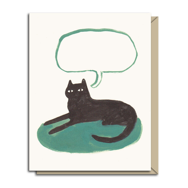 Chatty Cat Notecard
