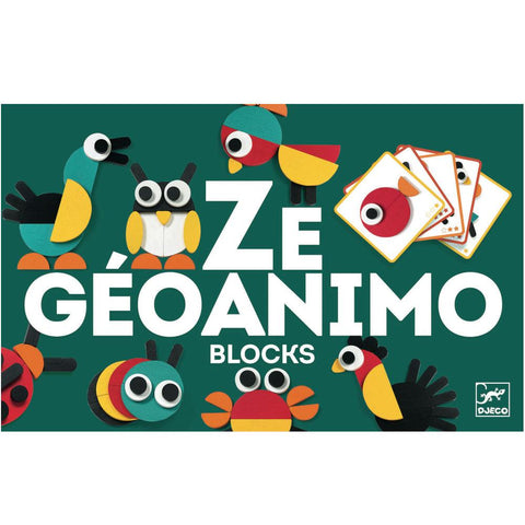 Ze Geoanimo Block Set