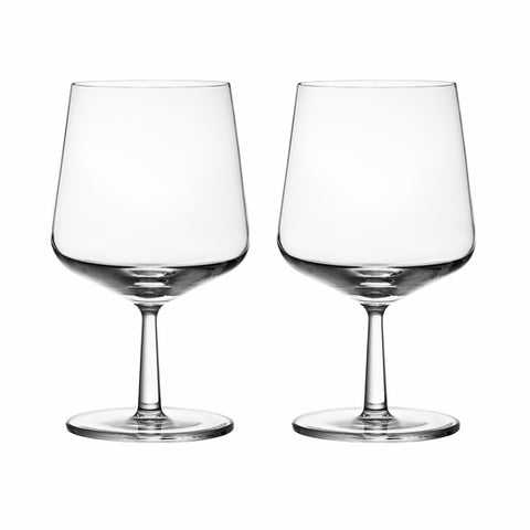 Essence Beer Glasses - Set of Two