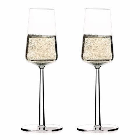 Essence Champagne Glasses - Set of Two