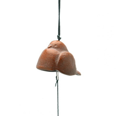 Furin Wind Chime - Red Dove