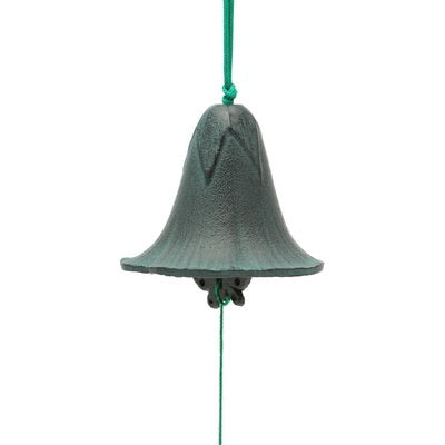 Furin Wind Chime - Green Morning Glory