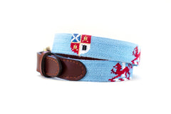 Needlepoint Children's Belt