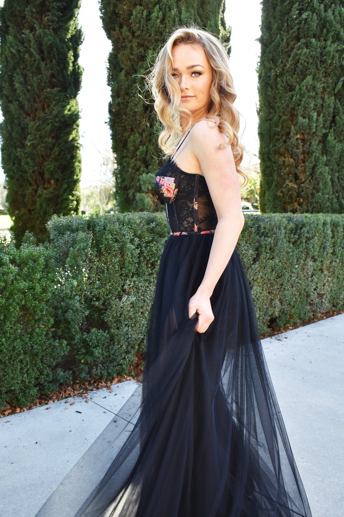 Palisades Gown