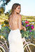 paris bridal sheer bustier dress