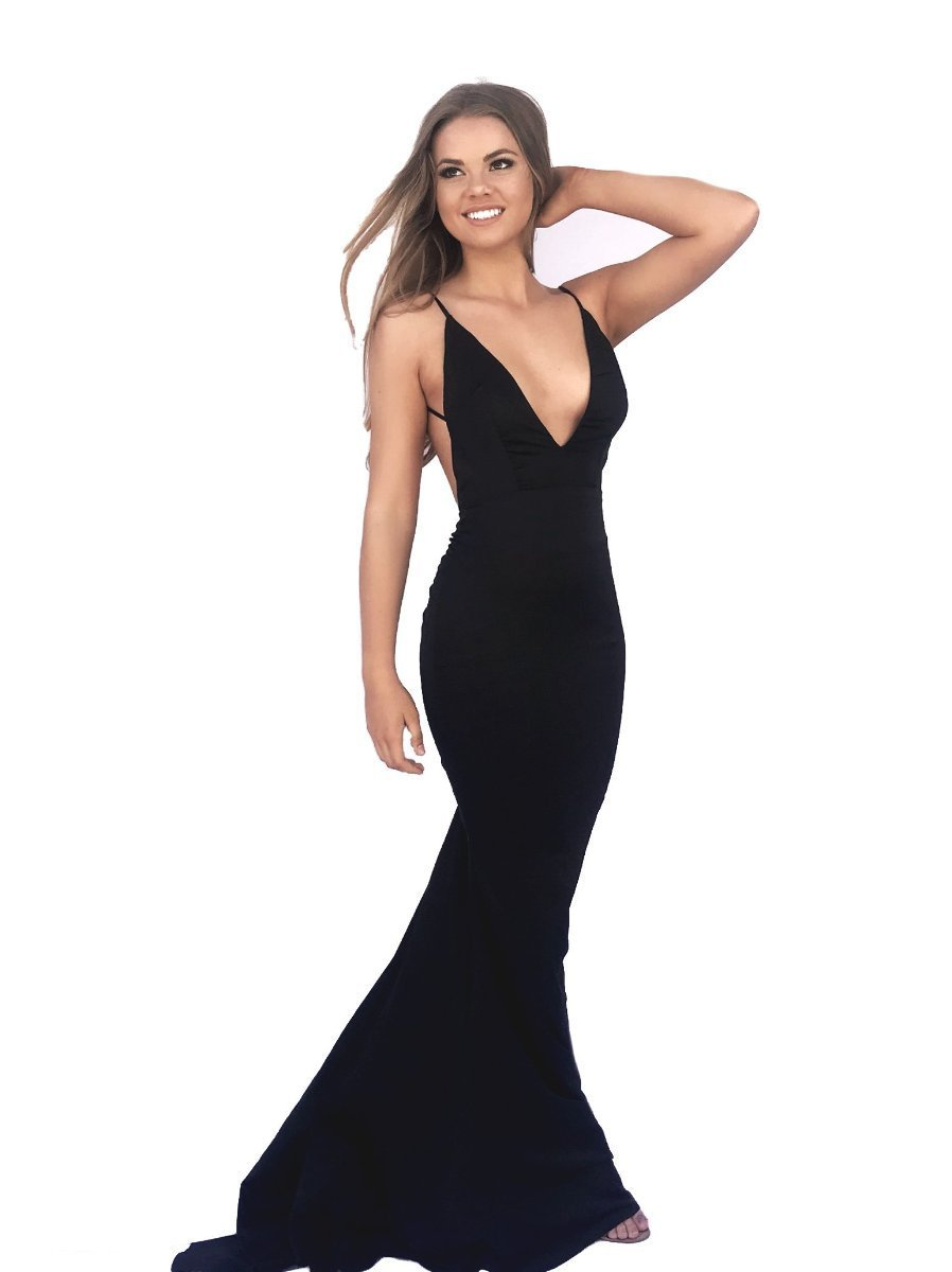 Rene the label Sicily Gown