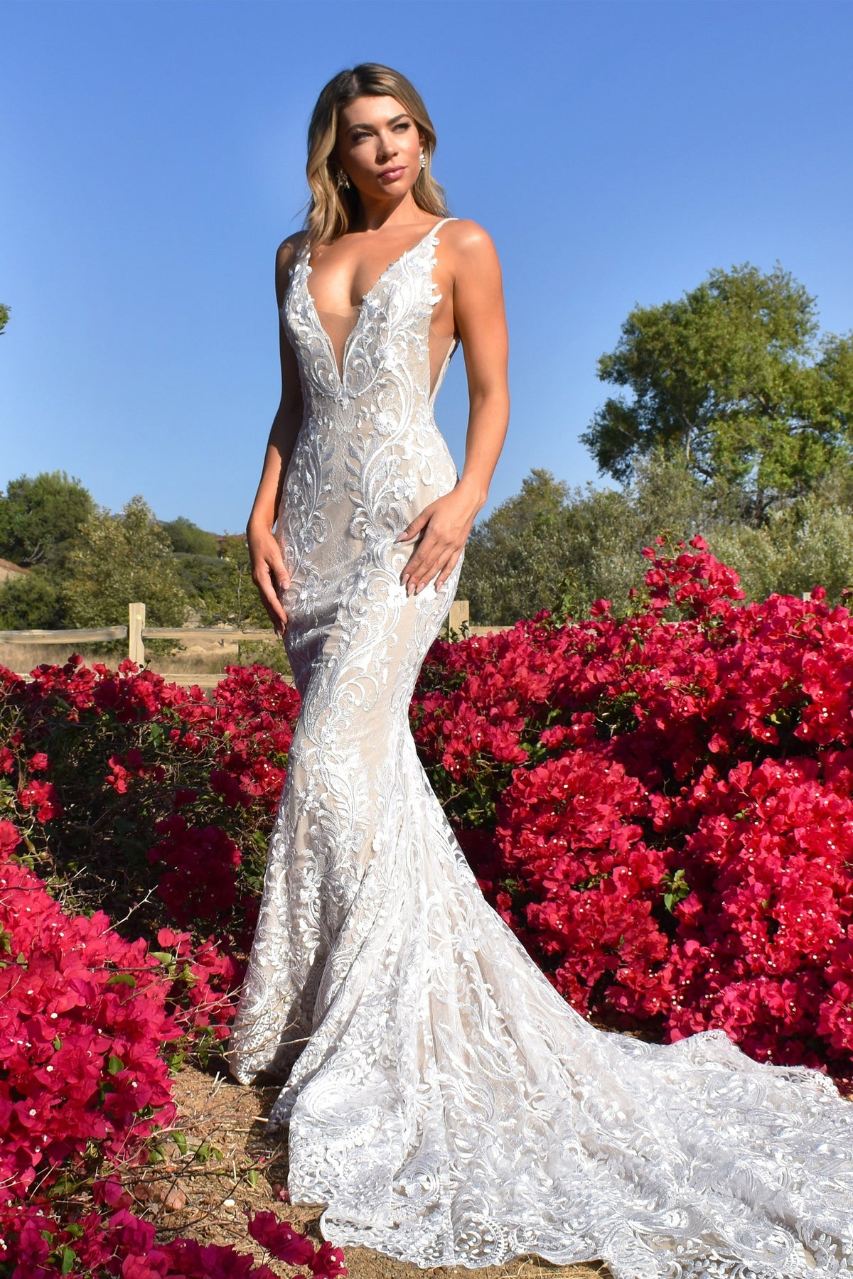rene atelier brial gown