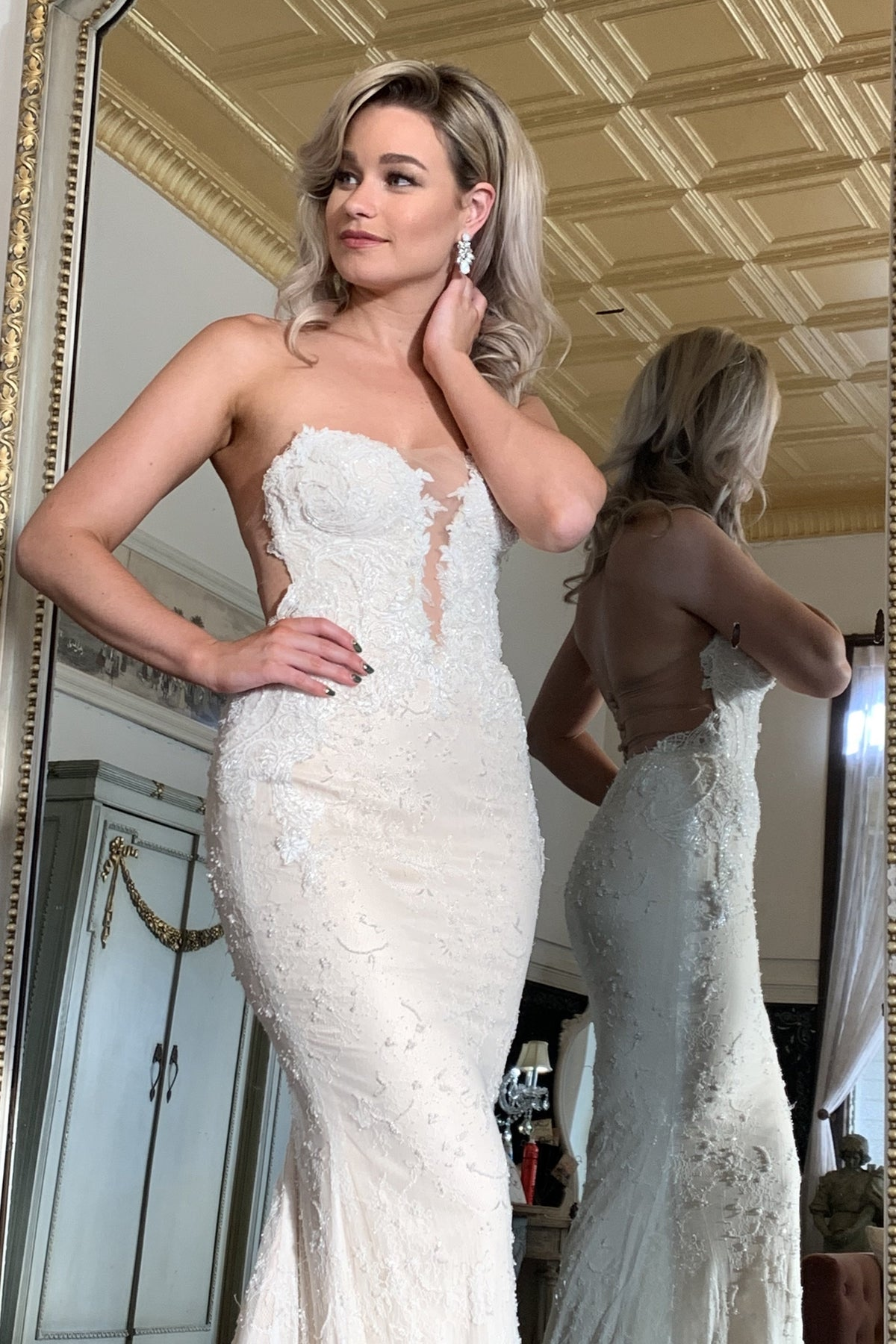 Paris Gown