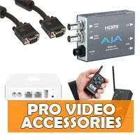 Video Accessories and Cables