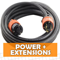 Power - Extension Cables