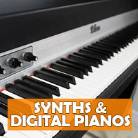 Synthesizers & Digital Pianos