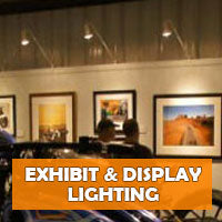 Exhibit & Display Lighting Rentals