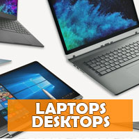 Laptop & Desktop Rentals