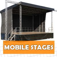 Mobile Truck Stage Rentals