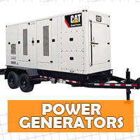 Power Distribution & Generator Rentals