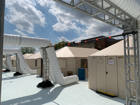 Rent Tents, Emergency, Power, Disaster, COVID NYC