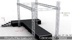 Rent Fashion Runway, Riser