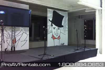 Rent Stage Stage Rentals Nyc Ny Nj Ct Pa Dc Md