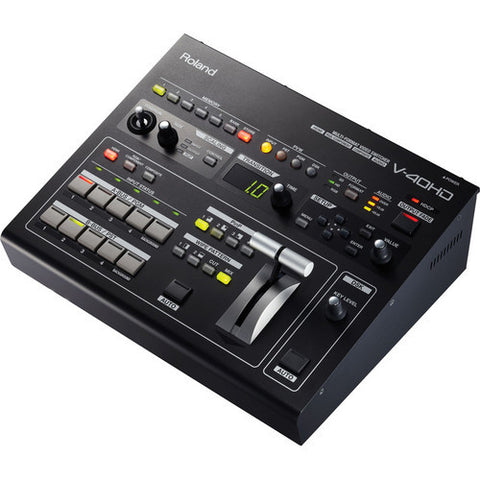 Roland V-40 HD Video Switcher Rental