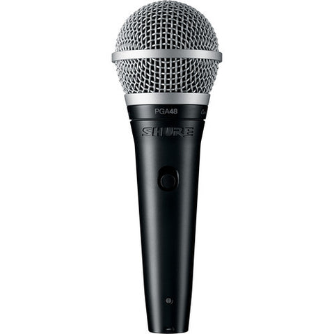 Shure PGA48 Vocal Mic Rental