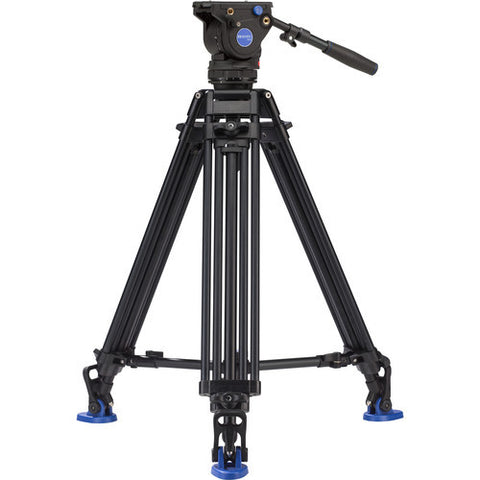 Benro BV6 Fluid-Head Tripod Kit