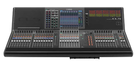 Yamaha CL5 72+8 channel Dante Digital Mixing Board