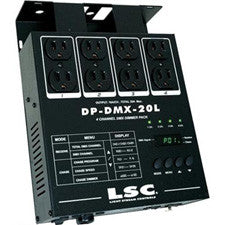 4-Channel DMX Dimmer Pack