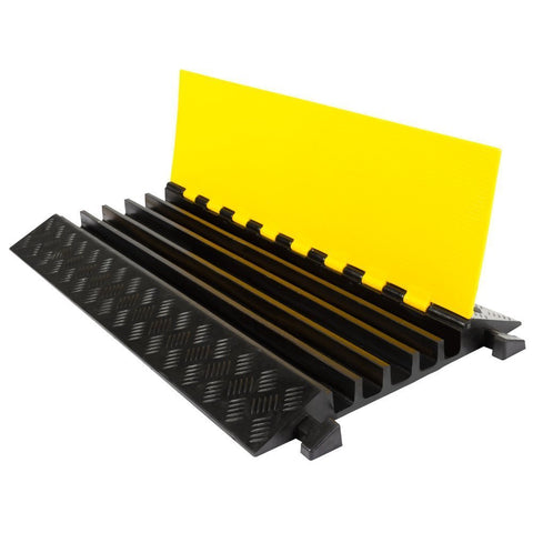 5 Channel Cable Protector Ramp