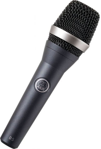 AKG D5 DYNAMIC VOCAL MICROPHONE