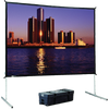 7' x 12' Da-Lite Projection Screen