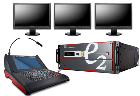 Barco E2 Event Master Image Processor Package