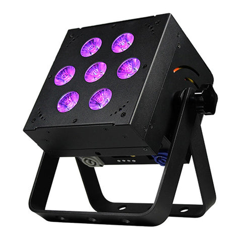 Blizzard Lighting SkyBox EXA RGBAW+UV LED Wireless DMX Light