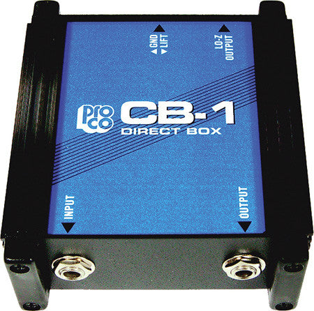 ProCo CB-1 Direct Box